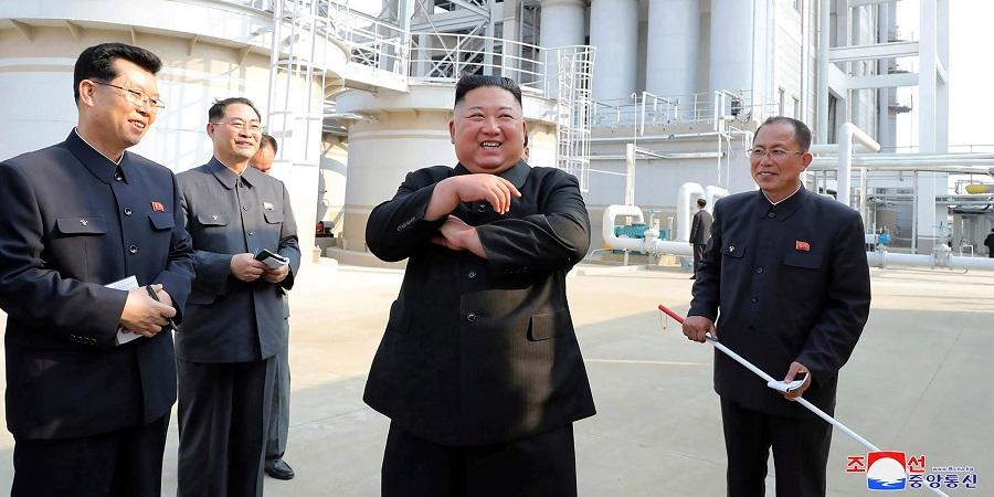 بازگشت کیم جونگ اون؟ تصاویر جدید خبرگزاری کره شمالی از حضور دوباره رهبر این کشور در ملأعام