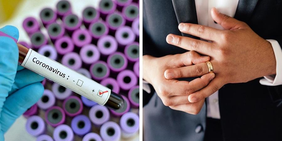 احتمال مرگ بر اثر ویروس کرونا در مردان با انگشت حلقه بلندتر کمتر است
