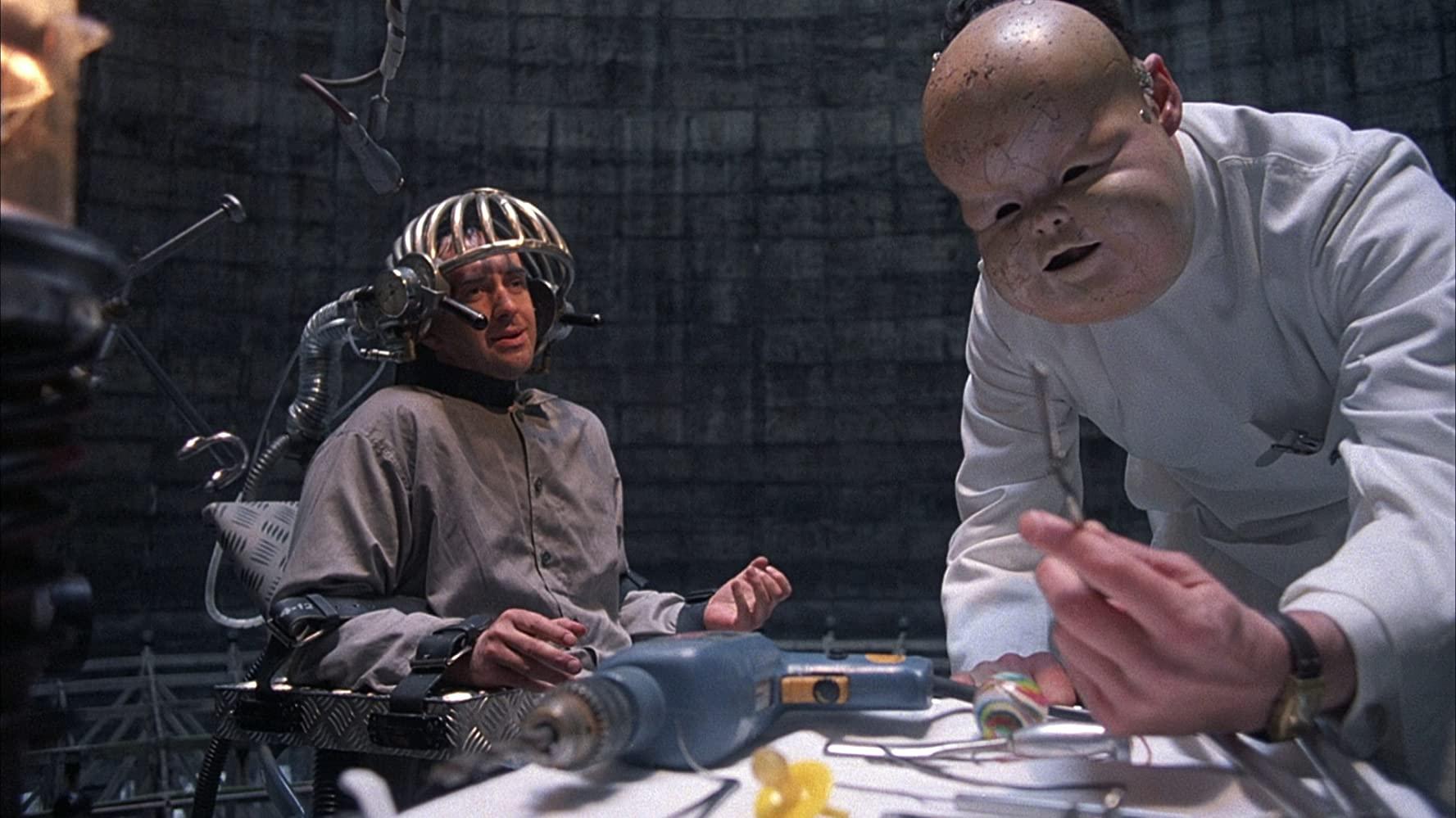 فیلم علمی تخیلی ترسناک