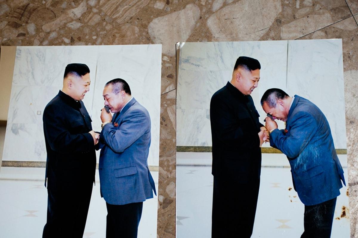 کنجی فوجیموتو ، سرآشپز ژاپنی رهبر کره شمالی