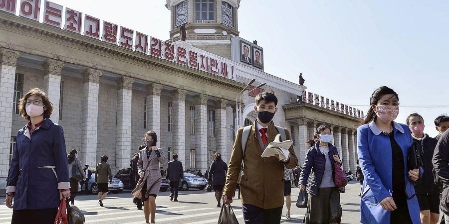 کرونا در کره شمالی؛ تصاویری جدید و دیدنی از حال و هوای کشور کره شمالی در دوران کرونا
