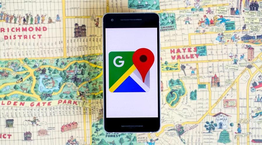 گوگل مپ چیست و چه امکاناتی دارد؟