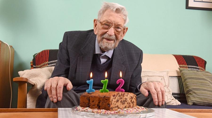 پیرترین مرد دنیا در سن ۱۱۲ سالگی درگذشت