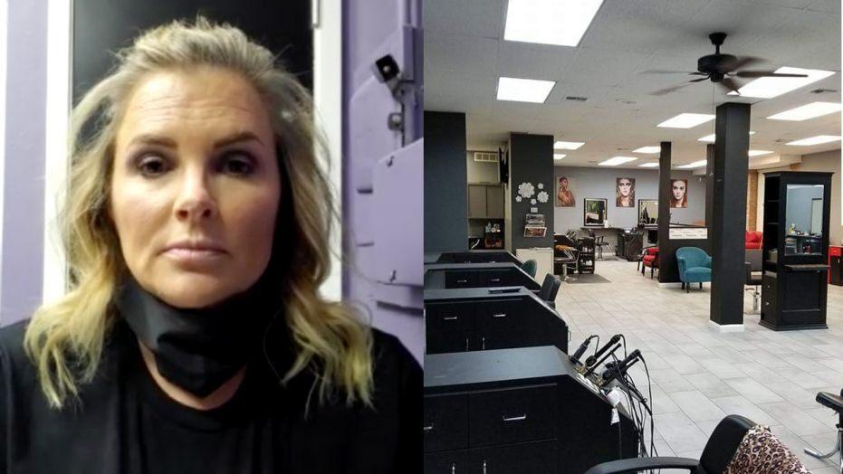 زندان و جریمه برای آرایشگر آمریکایی که حاضر به عذرخواهی بابت باز کردن سالن خود نشد