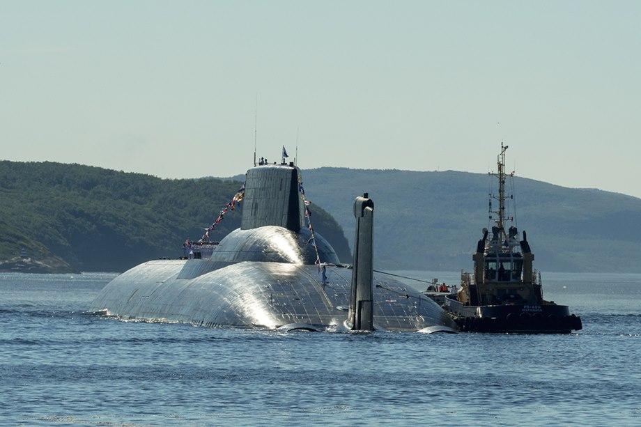 زیردریایی دیمیتری دونسکوی (Dmitriy Donskoy)