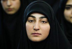 ازدواج زینب سلیمانی با سید رضا صفی الدین