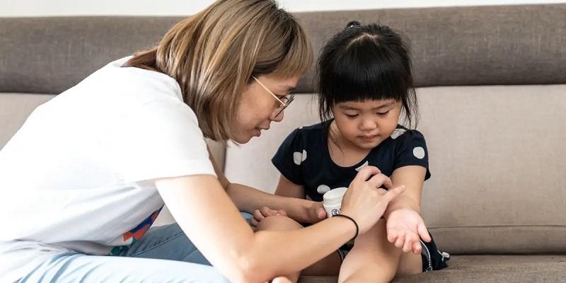 شش راه ساده برای درمان خارش نیش پشه