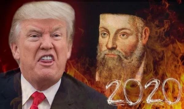 پیشگوییهای نوستراداموس از سال 2020