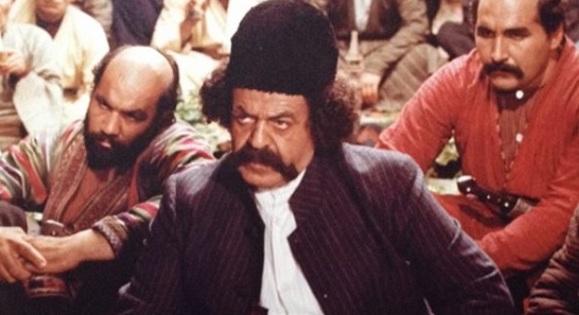 سکانس آخر محمد علی کشاورز در سن ۹۰ سالگی ؛ «پدرسالار» هم رفت