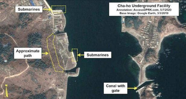 نیروی دریایی کره شمالی
