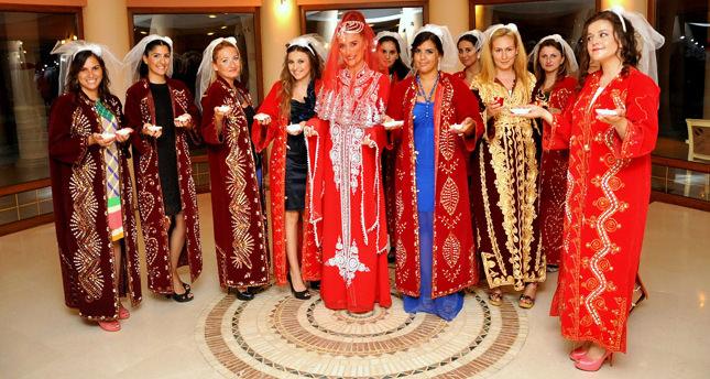 تالارهای عروسی در ترکیه