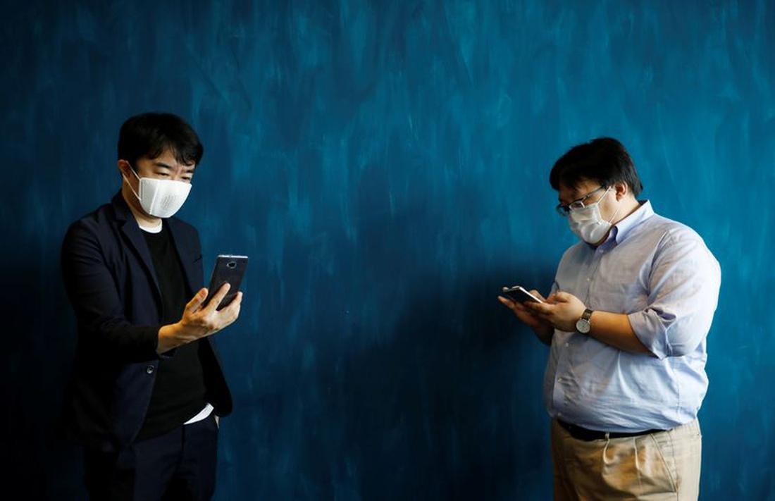 ماسک هوشمند ژاپنی