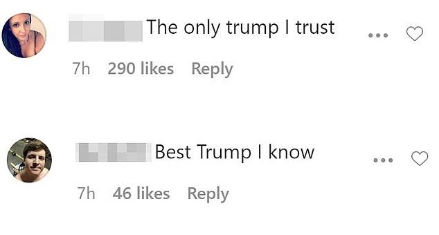 تیفانی ترامپ