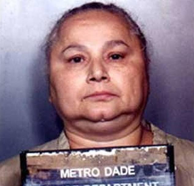گریسلدا بلانکو مادرخوانده قاچاق مواد مخدر