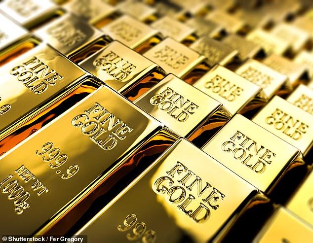 پیدا شدن کیف حاوی 3 کیلوگرم طلا در قطاری در سوییس