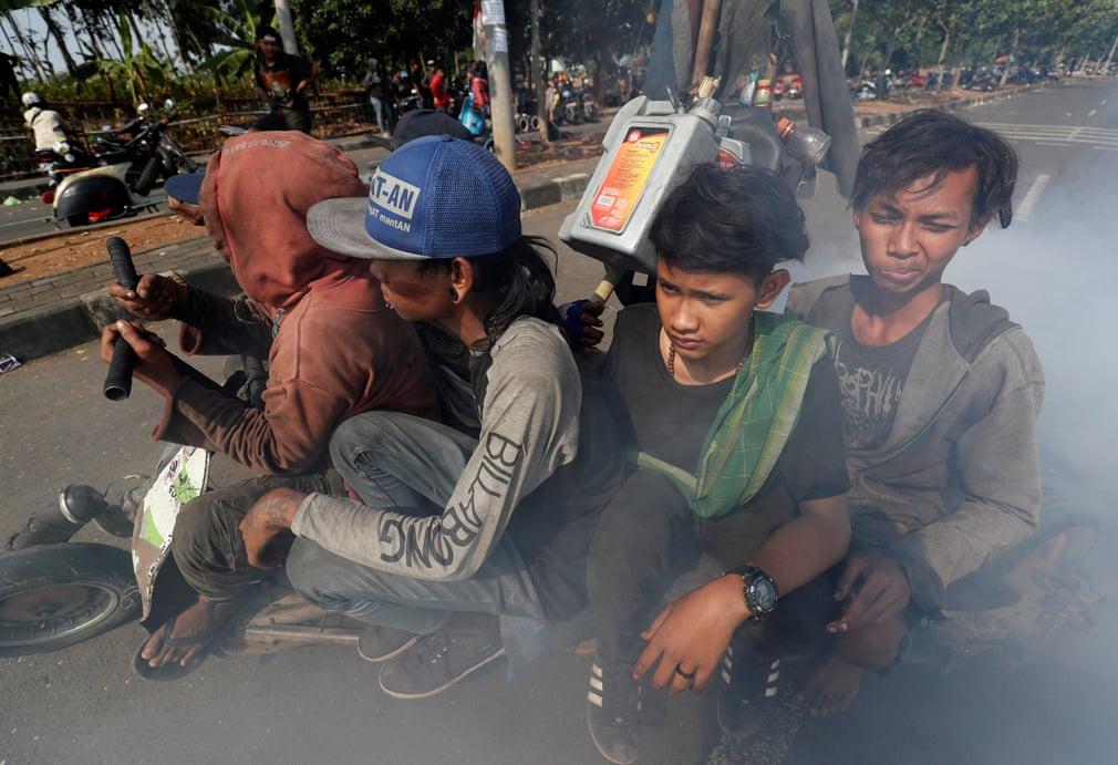 فستیوال وسپا در اندونزی