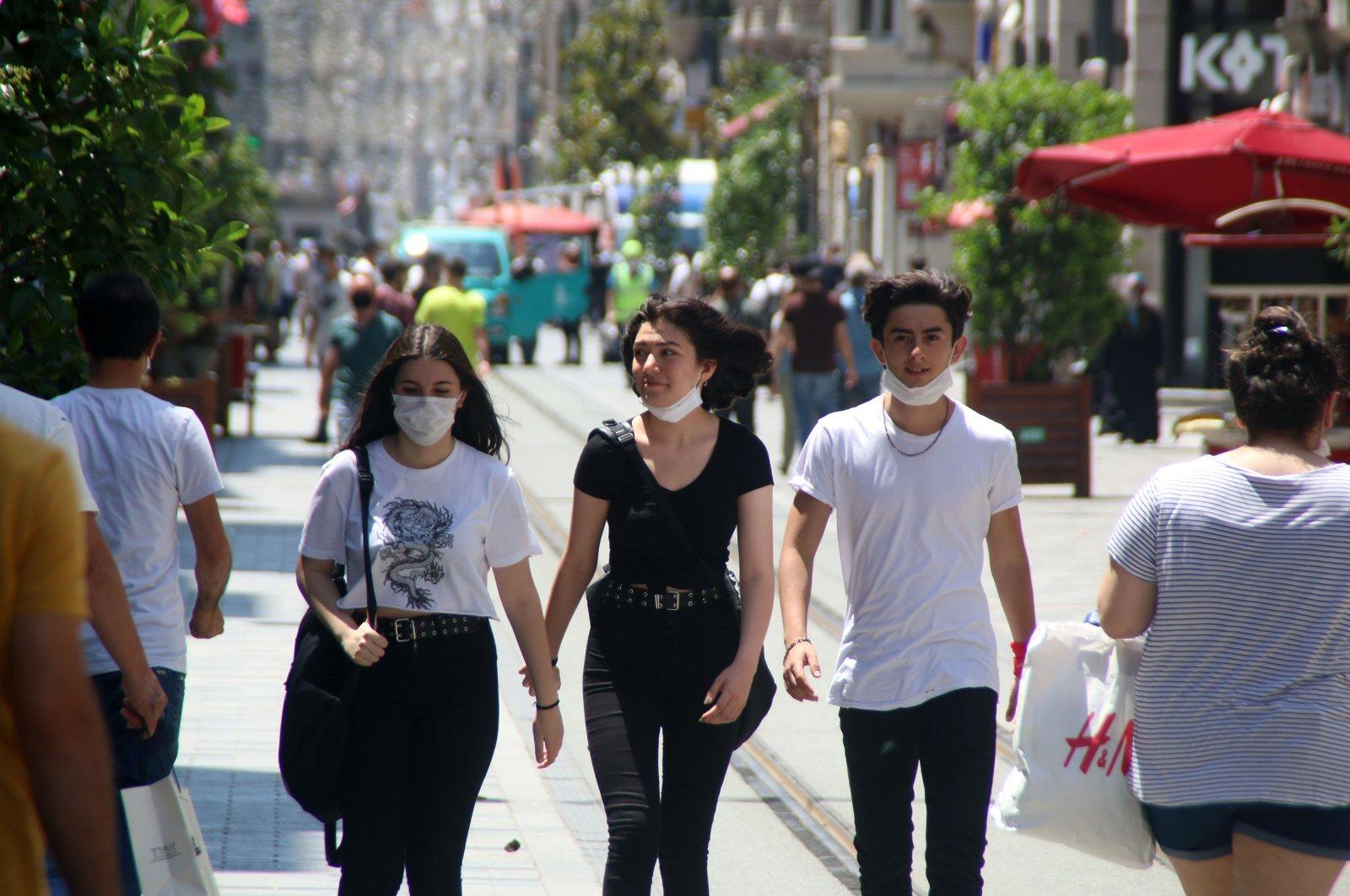 نپوشیدن ماسک