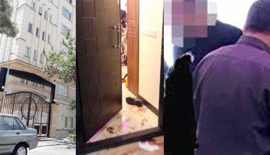 قتل خانواده سه نفره در تهران