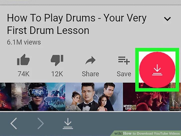 چگونه از یوتیوب فیلم دانلود کنیم؟