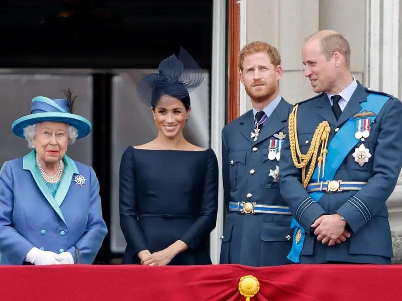 قانونشکنی های قانونی خانواده سلطنتی بریتانیا