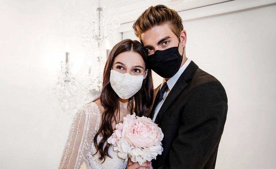 قوانین جدید انگلیس برای برگزاری مراسم عروسی در دوران کرونا