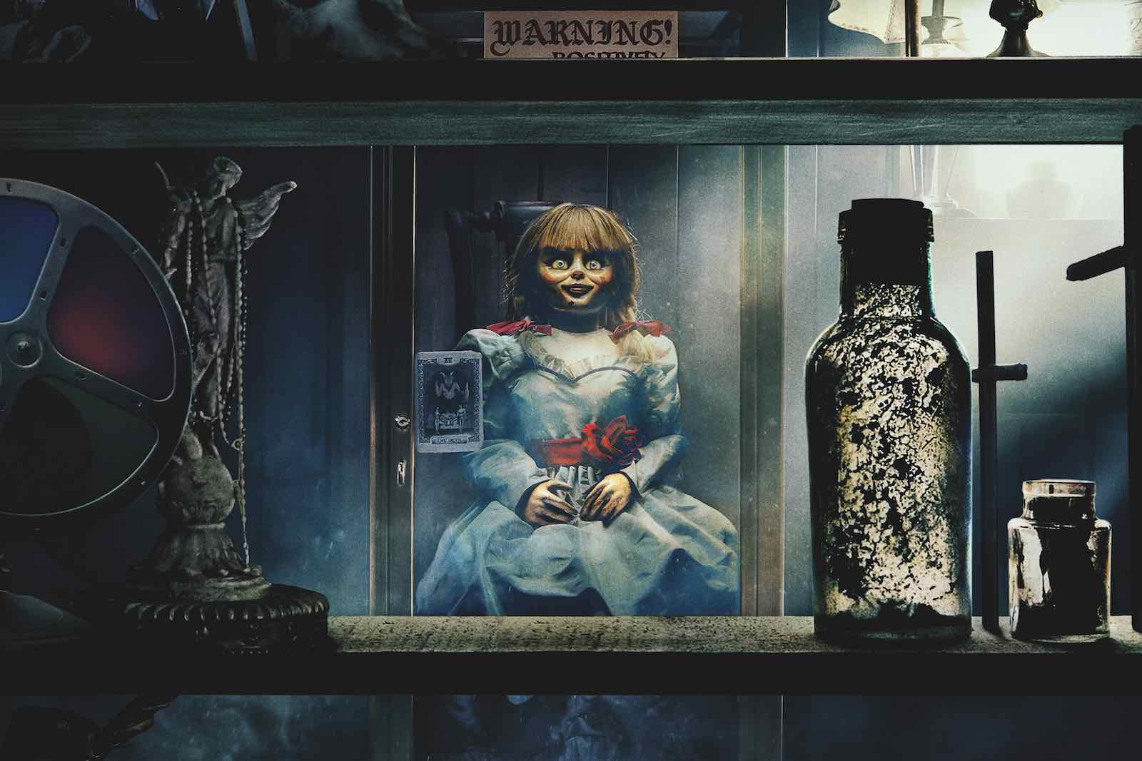 عروسک آنابل ؛ داستان واقعی عروسک ترسناکی که الهام بخش The Conjuring شد