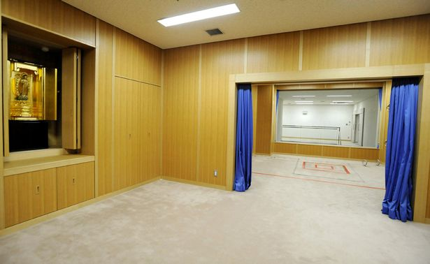 مجازات اعدام در ژاپن