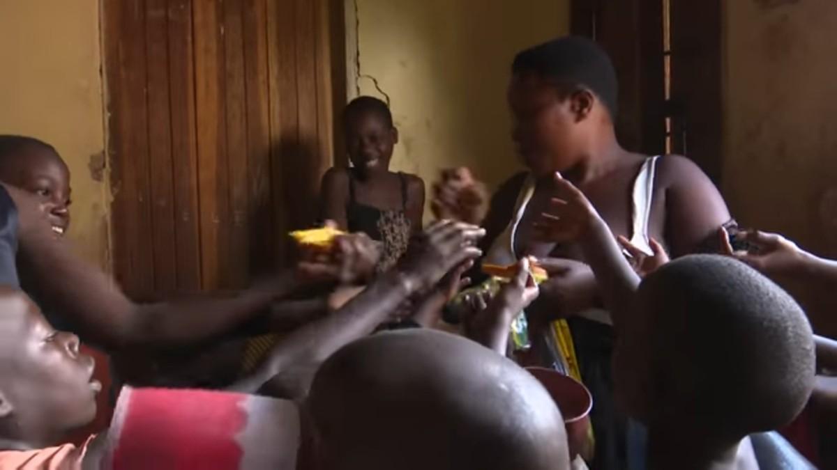 زن اوگاندایی