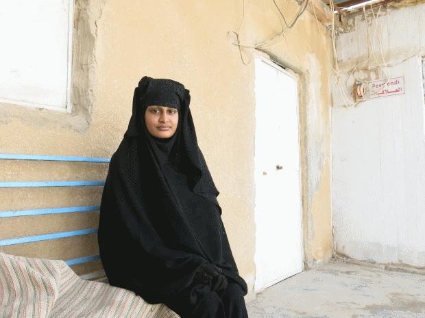 زنان و کودکان داعش در زندان