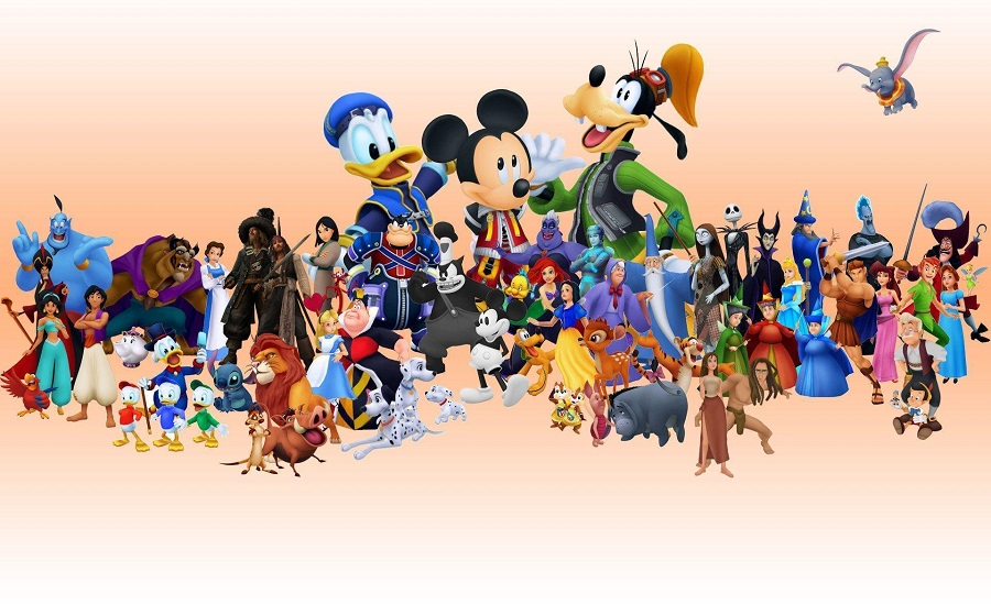 یک تست جذاب برای دوستداران کارتون های والت دیزنی : صاحب این حیوانات کیست؟
