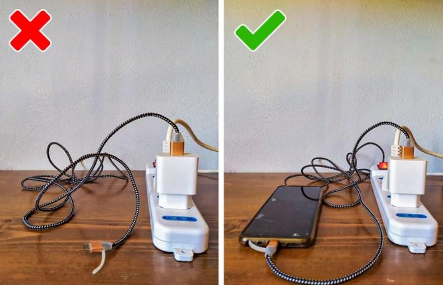 ۱۰ اشتباه رایج در شارژ کردن تلفن همراه که اغلب ما مرتکب می شویم
