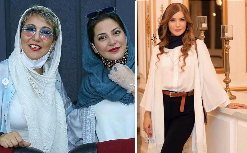 کلکسیونی از لباس های جنجالی هنرپیشه های ایرانی