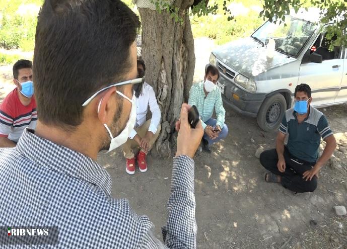 دیدار با روستاییان بورس باز در «مال استریت» کهکیلویه و بویر احمد