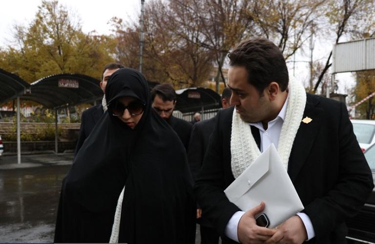 جنجالهای دختر آقای رئیس جمهور: «مریم روحانی» عضو هیات علمی شد