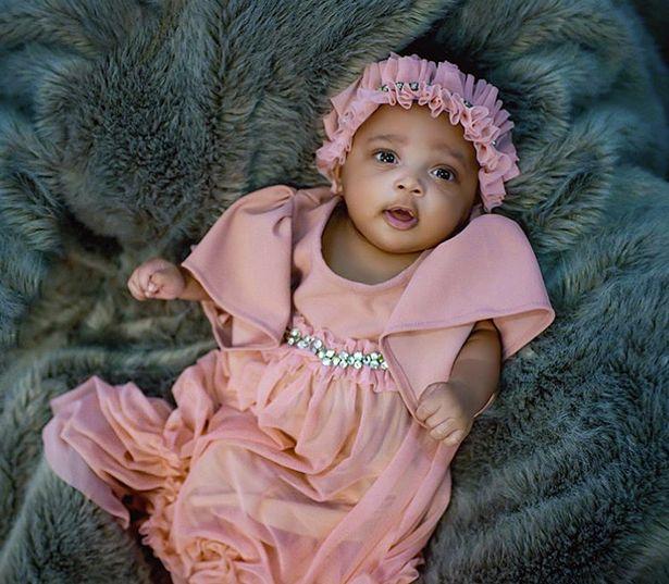 نام دختر یوسین بولت
