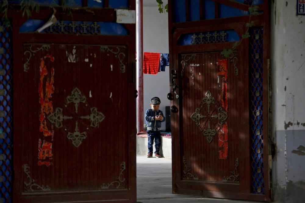 عقیم-سازی-مسلمانان-اویغور-چین