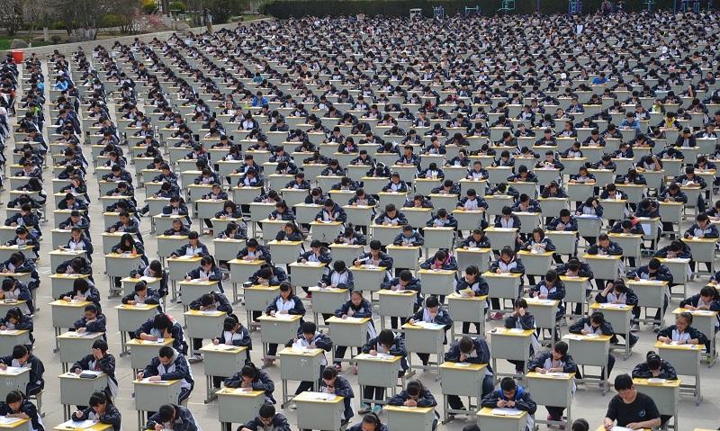 روزیاتو: برگزاری بزرگترین کنکور دنیا در چین اخبار IT