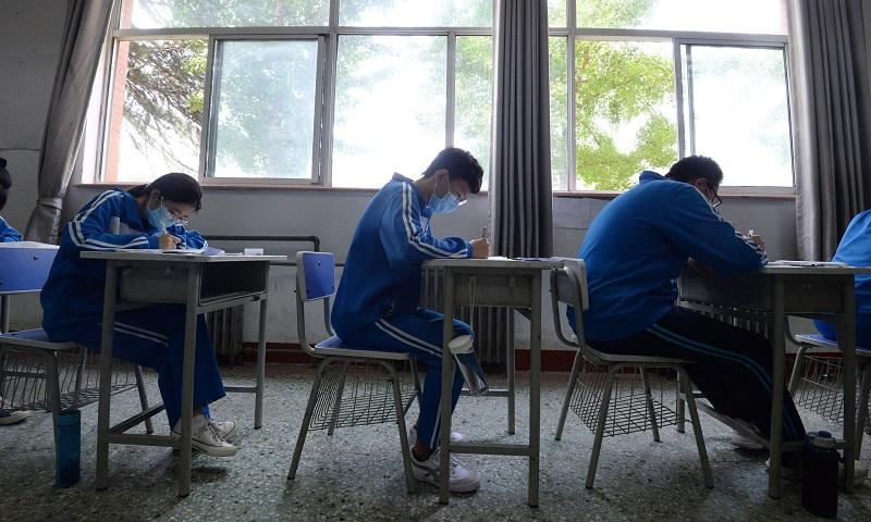 3000 روزیاتو: برگزاری بزرگترین کنکور دنیا در چین اخبار IT