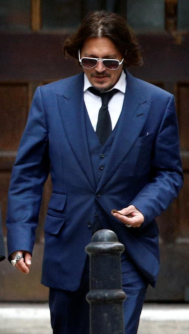افشاگری های ترسناک جانی دپ در دادگاه