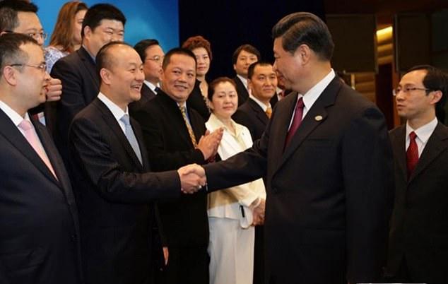 نفوذ چین در غرب و رانت خواری فرزندان اعضای حزب کمونیست