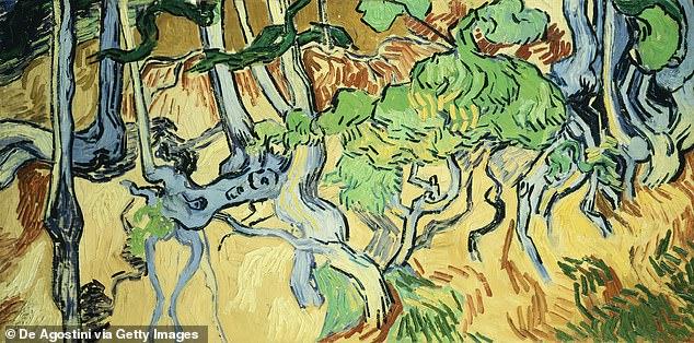آخرین نقاشی ون گوگ