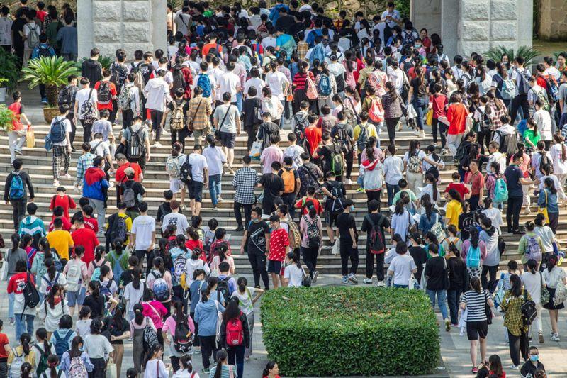 4 17328c6325b original ratio روزیاتو: برگزاری بزرگترین کنکور دنیا در چین اخبار IT