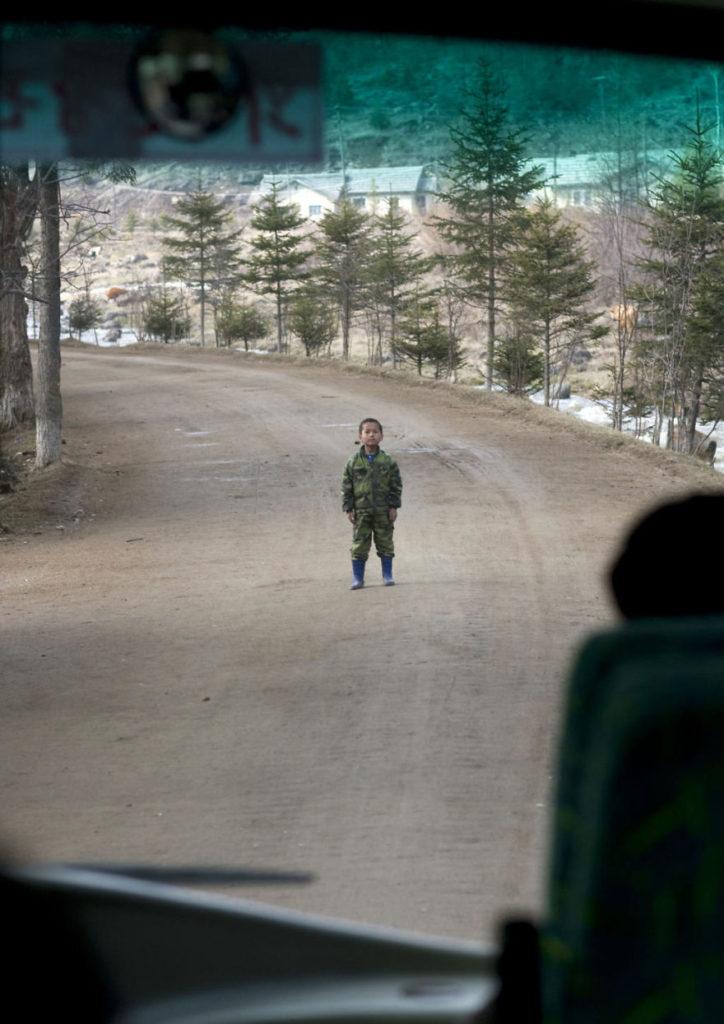 عکس های مناطق ممنوعه از کرهی شمالی