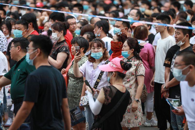 8 17328c620d5 original ratio روزیاتو: برگزاری بزرگترین کنکور دنیا در چین اخبار IT