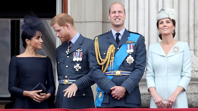 قطع رابطه پرنس ویلیام و هری