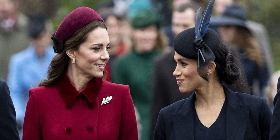 اختلاف عروس های خاندان سلطنتی بریتانیا؛ مگان مارکل دسته گل کیت میدلتون را قبول نکرد