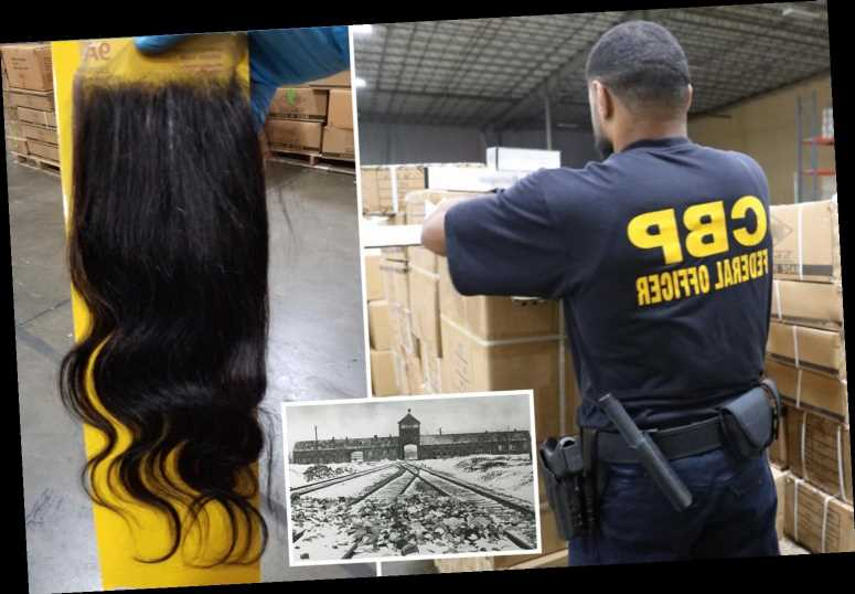 توقیف محموله موهای متعلق به مسلمانان زندانی سین کیانگ، چین توسط ایالات متحده