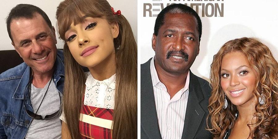 با پدران زنان مشهور هالیوود آشنا شوید