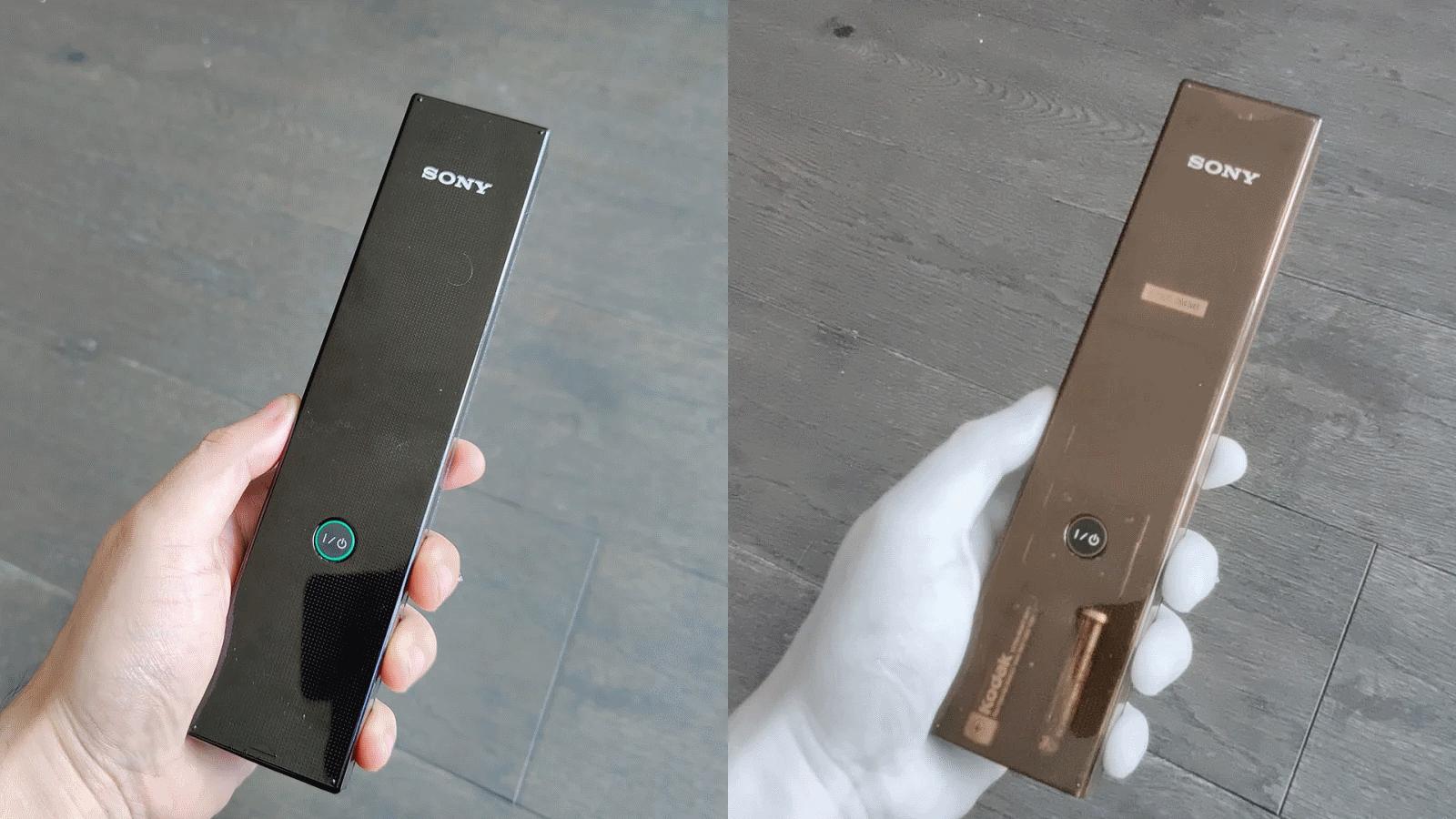 دوربین اشعه ایکس OnePlus 8 Pro