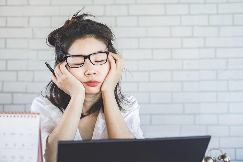 تأثیر کمبود خواب بر پوست